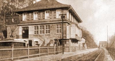 Bahnhof Dechenhöhle