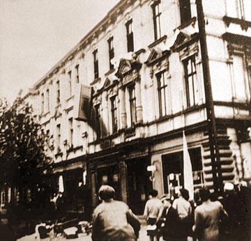 Reichskristallnacht Letmathe