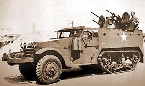 Vierlingsflak (Halbkettenfahrzeug M16)