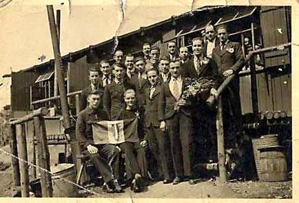 Französische Zwangsarbeiter in Letmathe